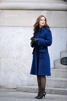 Gossip Girl 2x23 The Wrath of Con #GossipGirl #BlairWaldorf #BlueCoat