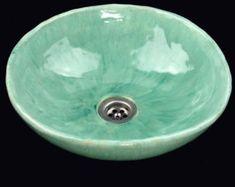 Escamas lavabo de cerámica de mesa fregadero de por clayopera