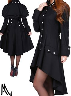 Coat by Amber Middaugh---Standard Size Retail $105.95 ---Plus Size Retail $119.95