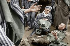 World War 2 Holocaust Memorial Day (Nazi Concentration Camp Pictures) World History, World War Ii, History Class, Colorized History, Colorized Photos, Ww2 Photos, Ww2 Pictures, History Photos, Moving Pictures