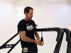 How to Install a Cuda #wakeboard Tower on Your Boat - Big Air Wake Towers