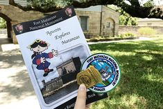 100 Junior Ranger Badges You Can Earn at Home-Fort Matanzas National Monument in St. Augustine, Florida with Kids