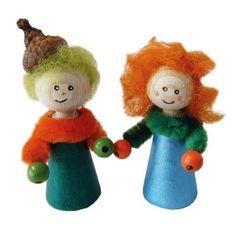 Bastle schöne Herbstmännchen zusammen mit Kindern. Gratis ▶Videoanleitung. ✓Auflistung der verwendeten Materialien. http://www.trendmarkt24.de/bastelideen.basteln-im-herbst-mit-kindern.html#p