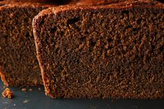 TRUST me when I tell you this is the BEST, most moist Gingerbread to make for the holidays! Great recipe! Gingerbread Loaf Heaven!