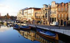 Turismo Aveiro: Baños de aire en el interior de Portugal | El Viajero | EL PAÍS