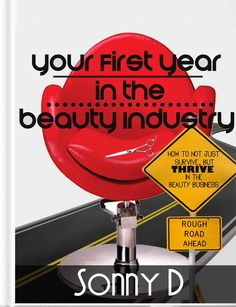 "Working on the finishing touches for my #book release ""Your First Year in the Beauty Industry""  #beauty"