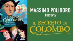 """""""Il segreto di Colombo"""": il mio nuovo romanzo d'avventure per ragazzi. Un'isola misteriosa, un tesoro perduto, Cristoforo Colombo... suspense e colpi di scena per un'estate avventurosa. Buon divertimento!"""