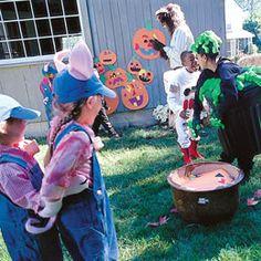 Halloween Game Children