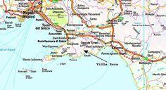 Residence Villa Rosa Ravello Amalfi Coast Apartment Panoramic view: via Civita Ravello