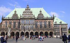 UNESCO-Welterbe - unser Rathaus in Bremen