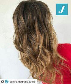 Con il Degradé Joelle i capelli sono più belli! L'originale lo trovi solo nei saloni autorizzati #cdj #degradejoelle #tagliopuntearia #degradé #igers #musthave #hair #hairstyle #haircolour #longhair #ootd #hairfashion #madeinitaly #matera #matera2019 #sassimatera