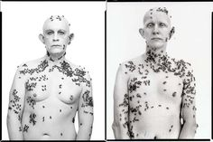 John Malkovich Sessions - Photos mythiques revisitées © Copyright Sandro Miller