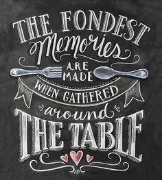 50 Gorgeous Examples of Chalk Lettering To Inspire Your Next Project You've probably seen it at a trendy café, farmer's market or your hip friend's kitchen wall. Chalk lettering is everywhere these days, and for good reason. Chalkboard Lettering, Chalkboard Designs, Chalkboard Ideas, Chalkboard Pictures, Blackboard Art, Chalkboard Writing, Kitchen Quotes, Kitchen Signs, Kitchen Chalkboard Quotes