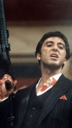 Find the best Scarface Wallpaper on GetWallpapers. We have background pictures for you! Scarface Quotes, Scarface Poster, Scarface Movie, Movies Showing, Movies And Tv Shows, Gangster Movies, Donnie Brasco, Movie Wallpapers, Film Serie