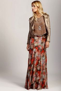 beautiful outfit from Haute hippie