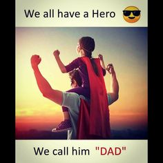 my hero. Love U Papa, I Love My Parents, I Love Mom, Genius Quotes, Amazing Quotes, Girly Facts, Daughter Love Quotes, Whisper Quotes, Photo Poses For Boy