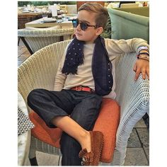"""No worries. No problems. Young Fashion, Boy Fashion, Fashion Children, Little Boy Haircuts, African Children, Stylish Kids, Fashionable Kids, Little Fashionista, Lookbook"