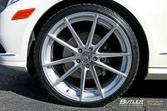 Mercedes E-Class with 20in TSW Bathurst Wheels