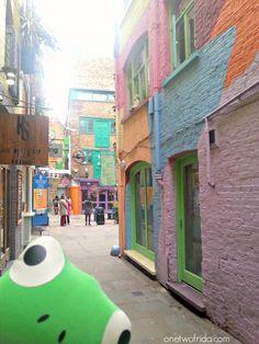 Neal's Yard - Londra