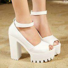 Sandal cao gót nữ thời trang, màu sắc kẹo ngọt, phong cách xinh xắn