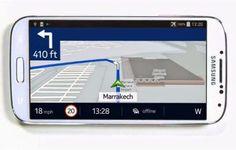 App de mapas Nokia HERE é lançado para para Android ~ Site do Android