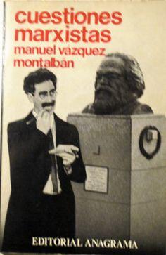 CUESTIONES MARXISTAS - Anagrama 1974 - 1ª edición - Llibres del Mirall