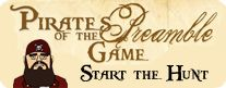 Pirates Preamble Game LOVE THIS! Why didn't they have this kind of thing when I was growing up?