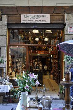 Libreria Anticuaria Rafael Solaz (Calle de San Fernando, 7)