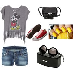 Disneyland outfit :)