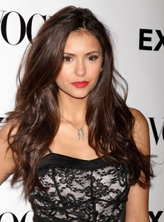 """I may have to have an """"Im obsessed with #Nina Dobrev's hair board"""""""