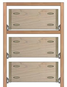 Everything you need to know to build drawer boxes for your woodworking projects in this drawer building tutorial. Drawer box constru...