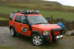 #LandRover Discovery G4 Challenge. DAB9. 261112 043 by Frank Hilton., via Flickr
