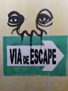 Via de Escape, Agua Calientes, Peru