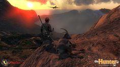 Alpine Ibex upolowany przez CODEXpm (theHunter)