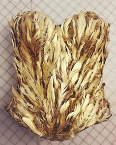 Corset Bustier, Bustier Top, Gold Corset, Corset Dresses, Black Corset, Or Noir, Do It Yourself Fashion, Fantasias Halloween, Goddess Costume