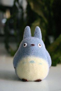 Totoro  davidcharlesfoxexpressionism.com #studioghibli #miyazaki by ElaMontero