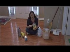 Accidently Wax Laminate Flooring Tutorial On How To