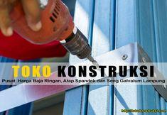 harga baja ringan per batang banten toko konstruksi tokokonstruksi di pinterest