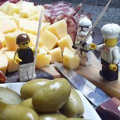 Sr. Chef que #picada !!!! #seba68 #samsungs4 #lego #starwars by seba_68