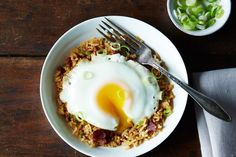 Breakfast Fried Rice #Tastebudladies   #Breakfast