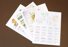 The Best *FREE* Printable 2014 Calendars | thesassylife
