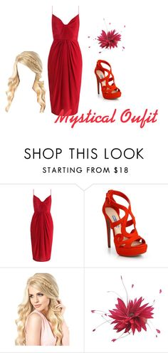 """Mystical Oufit"" by millenrocks on Polyvore featuring Prada, Jane Tran, beautiful, Quotev, mystical and aphmau"