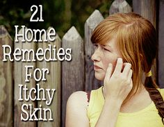 Dry Skin? No problem, discover these amazing 21 natural ways to help deal with it...