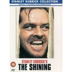 The Shining directed by Stanley Kubrick