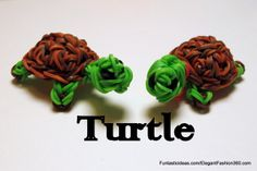 Rainbow Loom 3D turtle charm  ♥Subscribe YouTube Channel:  https://www.youtube.com/user/ElegantFashion360  ♥ Sing up for Newsletter: http://elegantfashion360.com