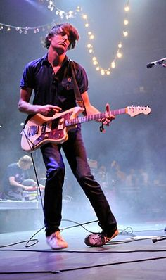 Stephen Malkmus of Pavement and various other solo ventures