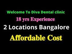Dr. Deepak Rudramoorthy, is one of the leading dentists in Bangalore, with 18 years of experience. Our Dental clinics in Bangalore offer free Dental Consultation with the best dentist in Bengaluru. We have two dental clinics in Bangalore Diva Dental Clinic Near ICICI ATM, 9th Main Hongasandra Road Garebhavipalya, Mico Layout, Hongasandra, Bengaluru, Karnataka 560068 Diva Dental Care 305/16-1, 10th Cross Rd, Vinayaka Nagar, NGO Colony, Wilson Garden, Bengaluru, Karnataka 560027 Best Dentist, Dentist In, Oral Health, Health Care, Root Canal Treatment, Free Dental, Karnataka, Dental Implants