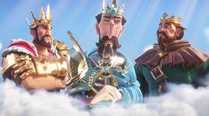 Goodgame Empire Прикольный Трейлер обзор!,ИГРАТЬ в Goodgame Empire ЗДЕСЬ!!!
