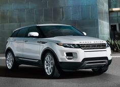A girl can dream.....2013 Land Rover Evoque
