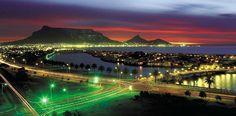 Cape Town, South Africa, Woodbridge Island